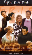 FRIENDS - SERIE 6 - EPISODI 21-241999