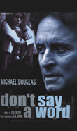 Don't Say a Word2001