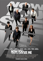 Now You See Me - I maghi del crimine2013