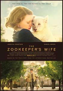 The Zookeeper's Wife2017