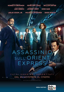 Assassinio sull'Orient Express2017