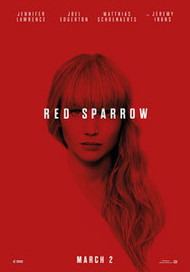 Red Sparrow2018