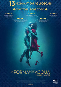 La forma dell'acqua - The Shape of Water2017