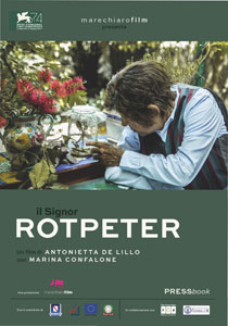 Il signor Rotpeter2017