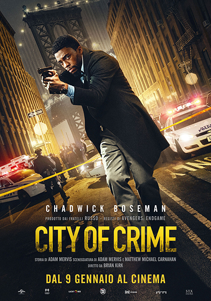 City of Crime2019