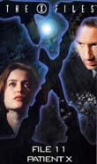 The X Files - File 11- Patient X1998