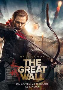 The Great Wall2016
