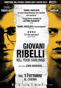 Giovani ribelli - Kill Your Darlings2013