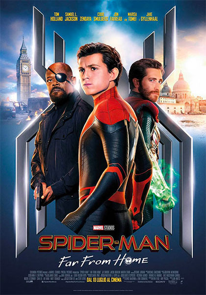 Spider-Man: Far From Home2019