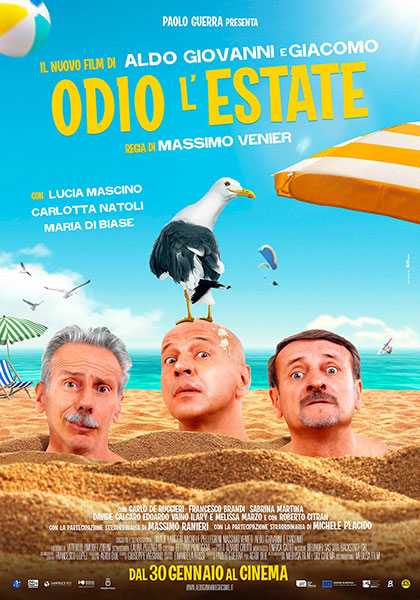 Odio l'estate2019